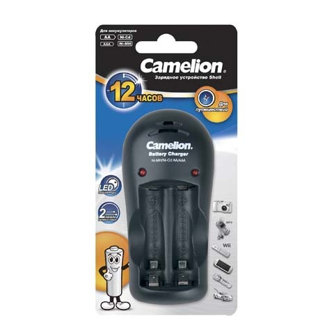 Зарядное устройство camelion bc-0615 для 2xaa/aaa