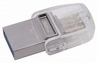 USB-Flash 32 Gb KINGSTON OTG Type-C Data Traveler MicroDuo USB 3.1 120/45 MB/s