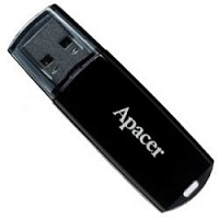 USB-Flash 16 Gb APACER AH322 black