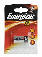 Батарейка CR123 ENERGIZER Photo  (1*Bl) (6)