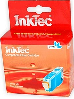 Картридж INKTEC CANON CLI-451C для PIXMA IP7240/MG5440 cyan