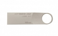 USB-Flash 16 Gb KINGSTON Data Traveler SE9 G2, USB3.0, металл