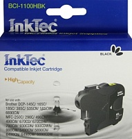 Картридж INKTEC BROTHER LC1100/980/67/65/61/38/DCP-145/385/585/6690/MFC-250/290/790/5490/6490, black